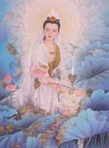 kuan yin flores
